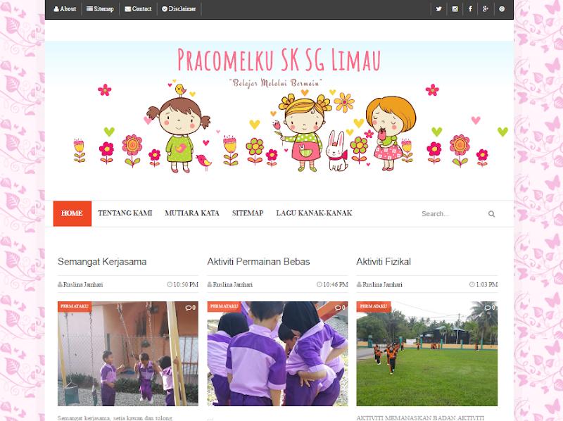 Full Edit Blog Untuk Pracomelku Sg Limau
