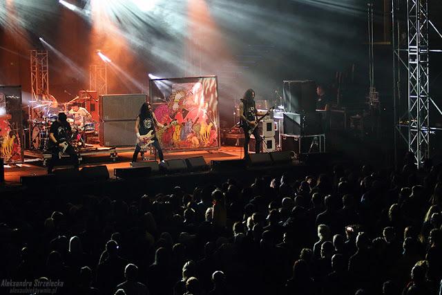Acid Drinkers - Rock Fest -Wałbrzych - relacja z koncertu, reportaż, fotografia, galeria zdjęć