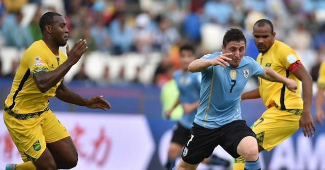 Uruguay vs Jamaica en vivo Copa America Centenario