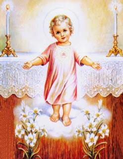 Znalezione obrazy dla zapytania dzieciątko Jezus