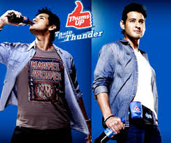 Mahesh Babu Open Up His Ultimate TVC For Thums Up