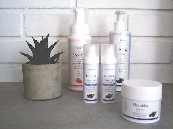Uusi, ihana & luonnonmukainen ihonhoitorutiini