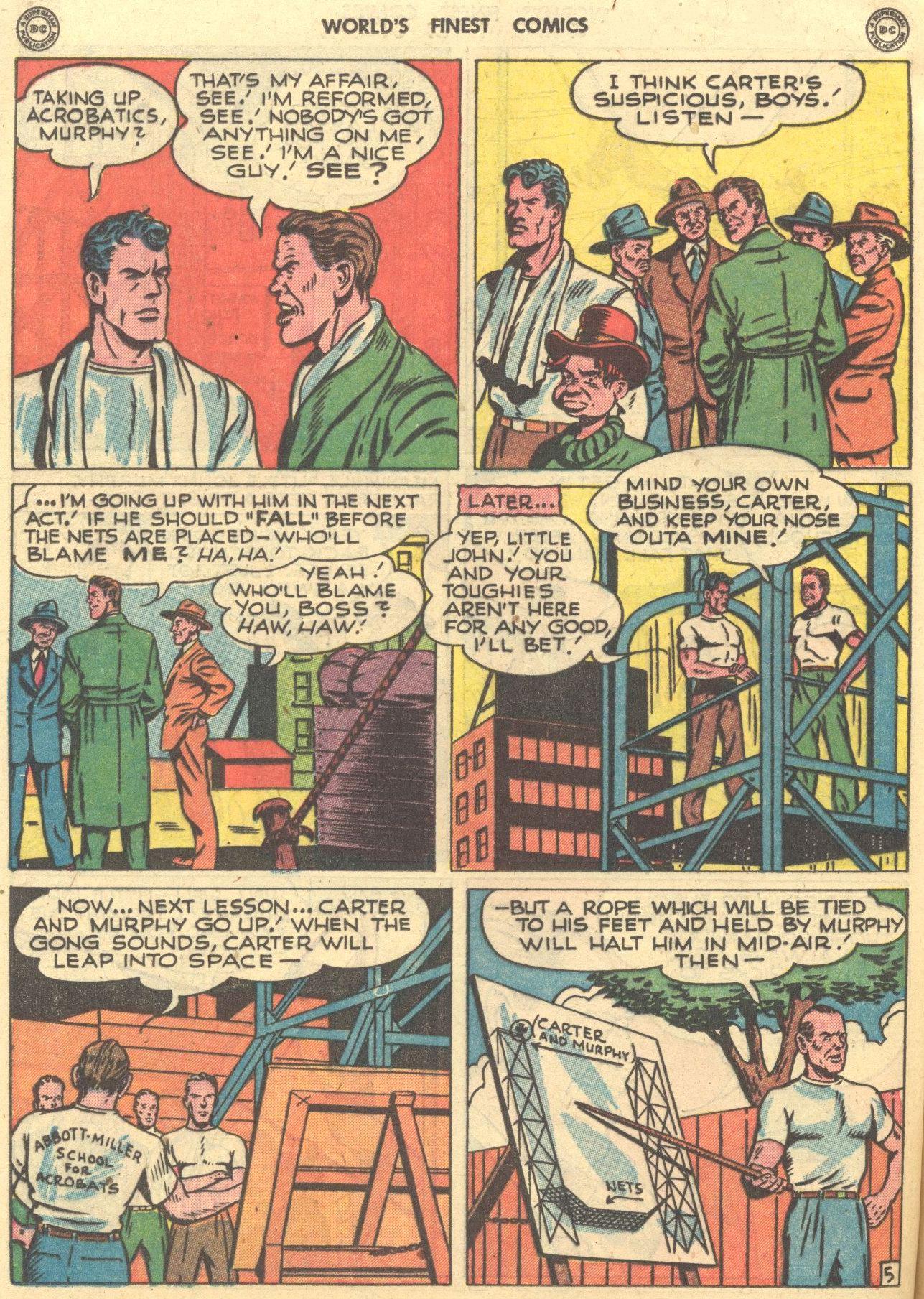 Read online World's Finest Comics comic -  Issue #28 - 33