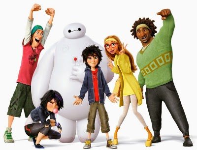 The gospel according to Big Hero 6