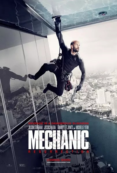 Film Mechanic Resurrection (2016) Subtitle Indoensia