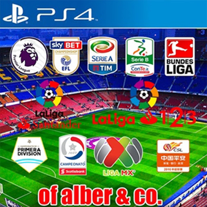 PES 2017 PS4 Option File Compilation Patch