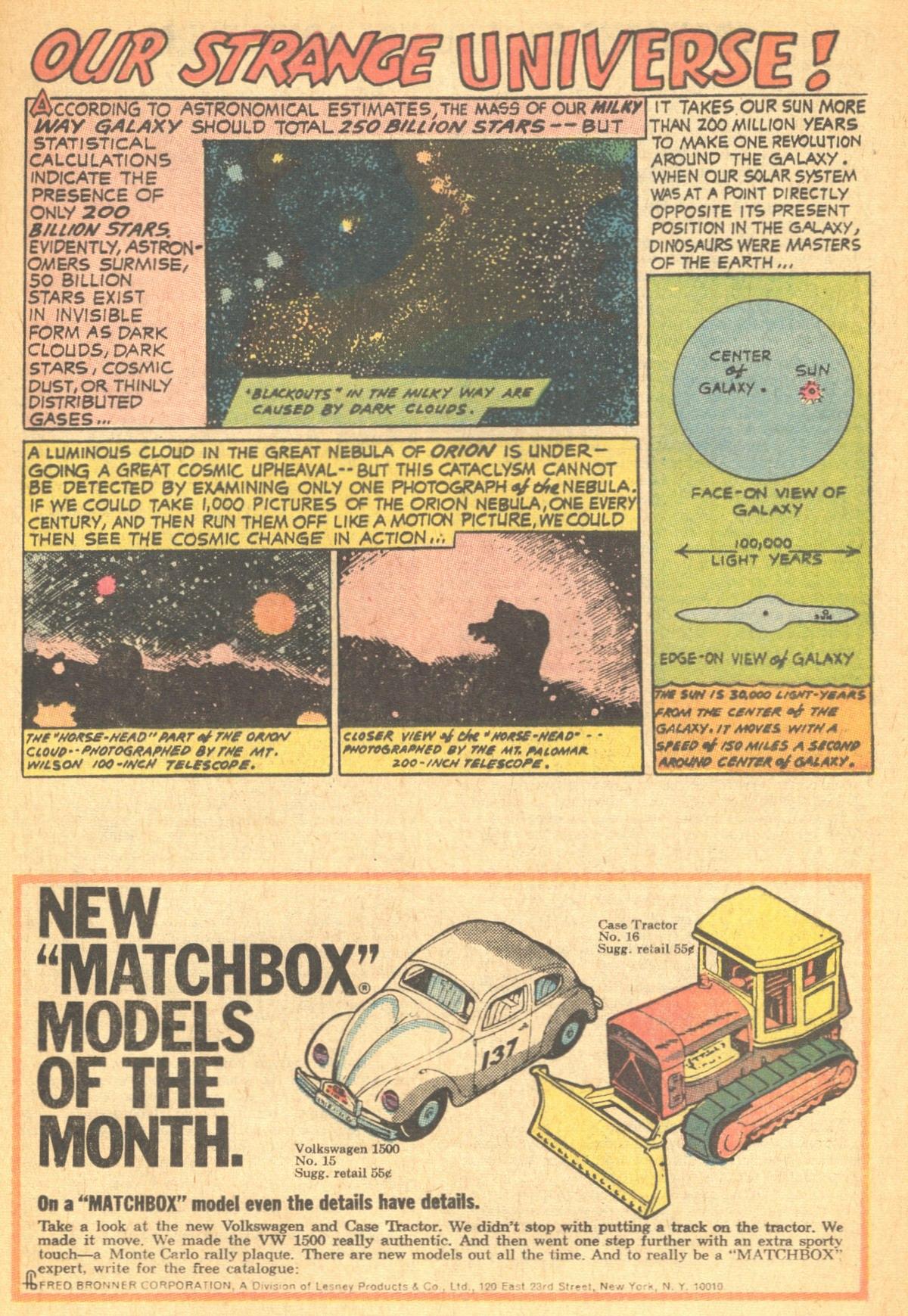 Strange Adventures (1950) issue 218 - Page 21