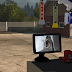 TV / Video Player with Movie Convoy *English* ETS2