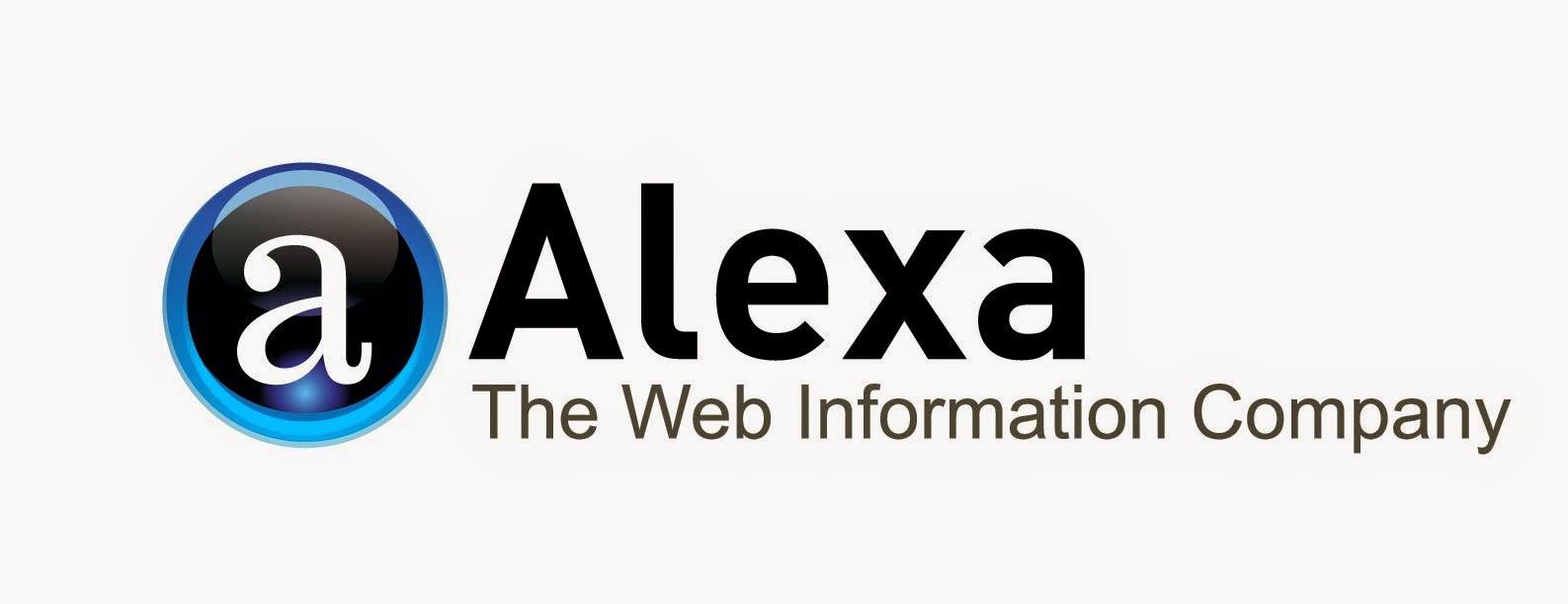 Cara Memasang Widget Alexa Rank di Blogger