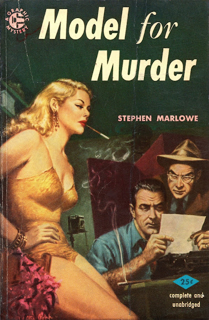 Model for Murder, de Stephen Marlowe (1955)