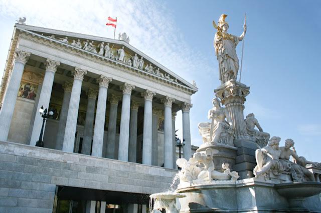 Parlamento em Viena