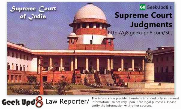 Supreme Court of India at Delhi Judgments available for download as PDF