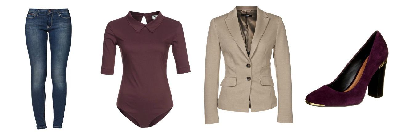 4612a512fa Marca tu propio estilo.♥  Como combinar tus blazer (ZALLANDO)
