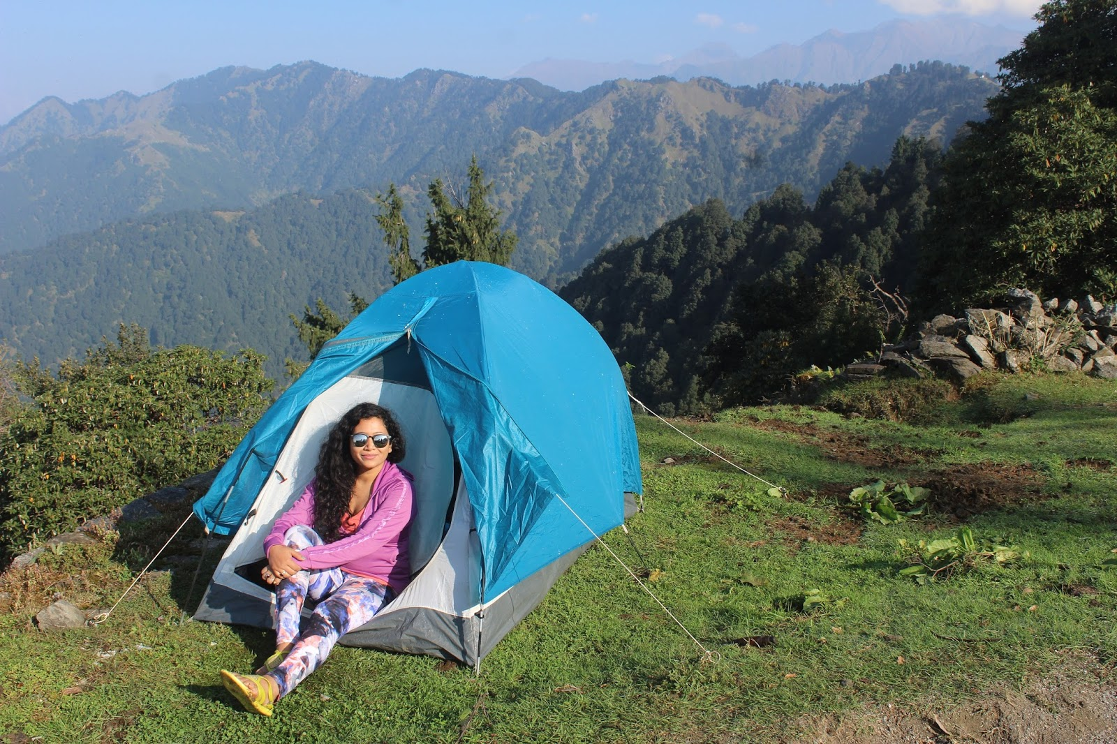 Winch Camp, Joginder Nagar, Himachal