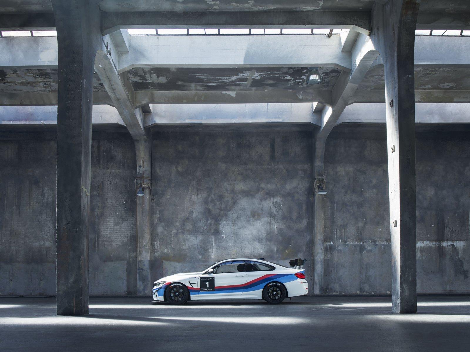 2014 - [BMW] M3 & M4 [F80/F82/F83] - Page 26 BMW-M4-GT4-2