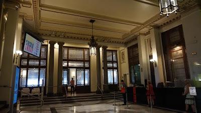 Vestíbulo del Círculo de Bellas Artes. Madrid