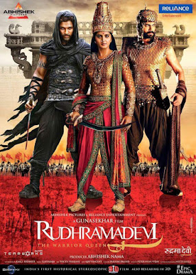 Rudhramadevi 2015 Hindi Dubbed SCamRip 700mb