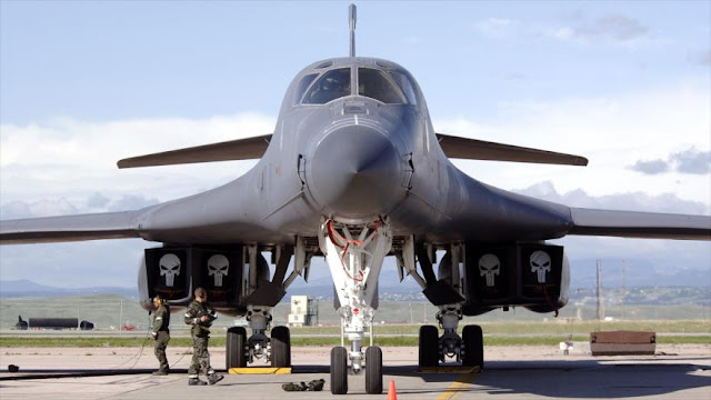 En medio de alta tensión, EEUU envía bombarderos B-1B al océano Pacífico