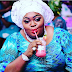 Again, Kemi Olunloyo comes for Eniola Badmus as she is spotted drinking smoothie from a jar