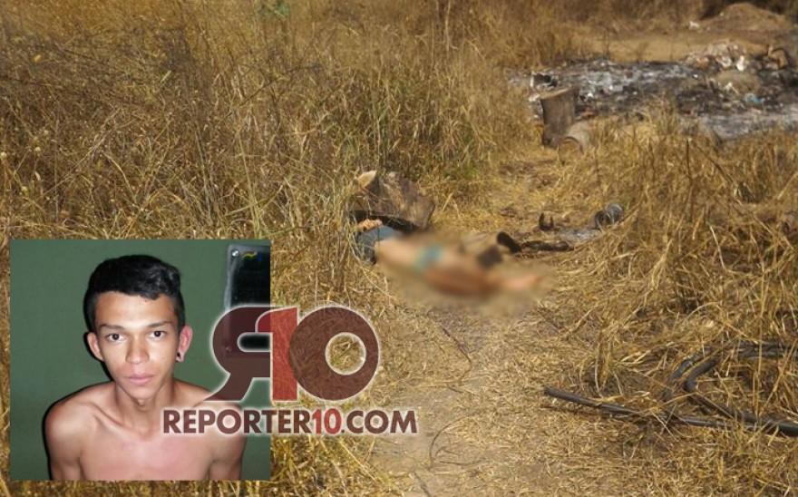Jovem é encontrado morto e com sinais de violência em Piripiri