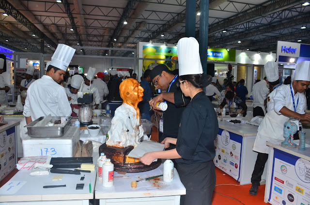 Food Hospitality World India 2017 Inauragtion Day