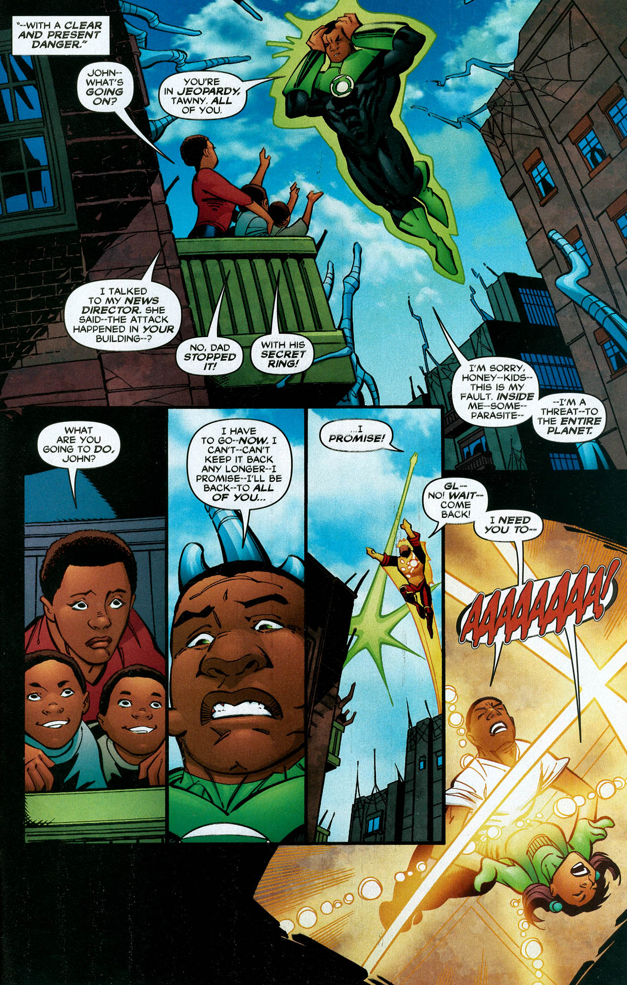 Read online Trinity (2008) comic -  Issue #21 - 31