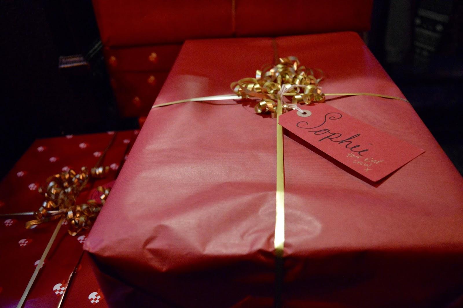 Lifestyle Event: EMP Christmas Party   POPCORN AND GLITTER   Bloglovin\'