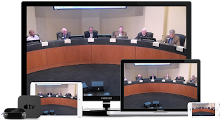 Local Government Video Streaming