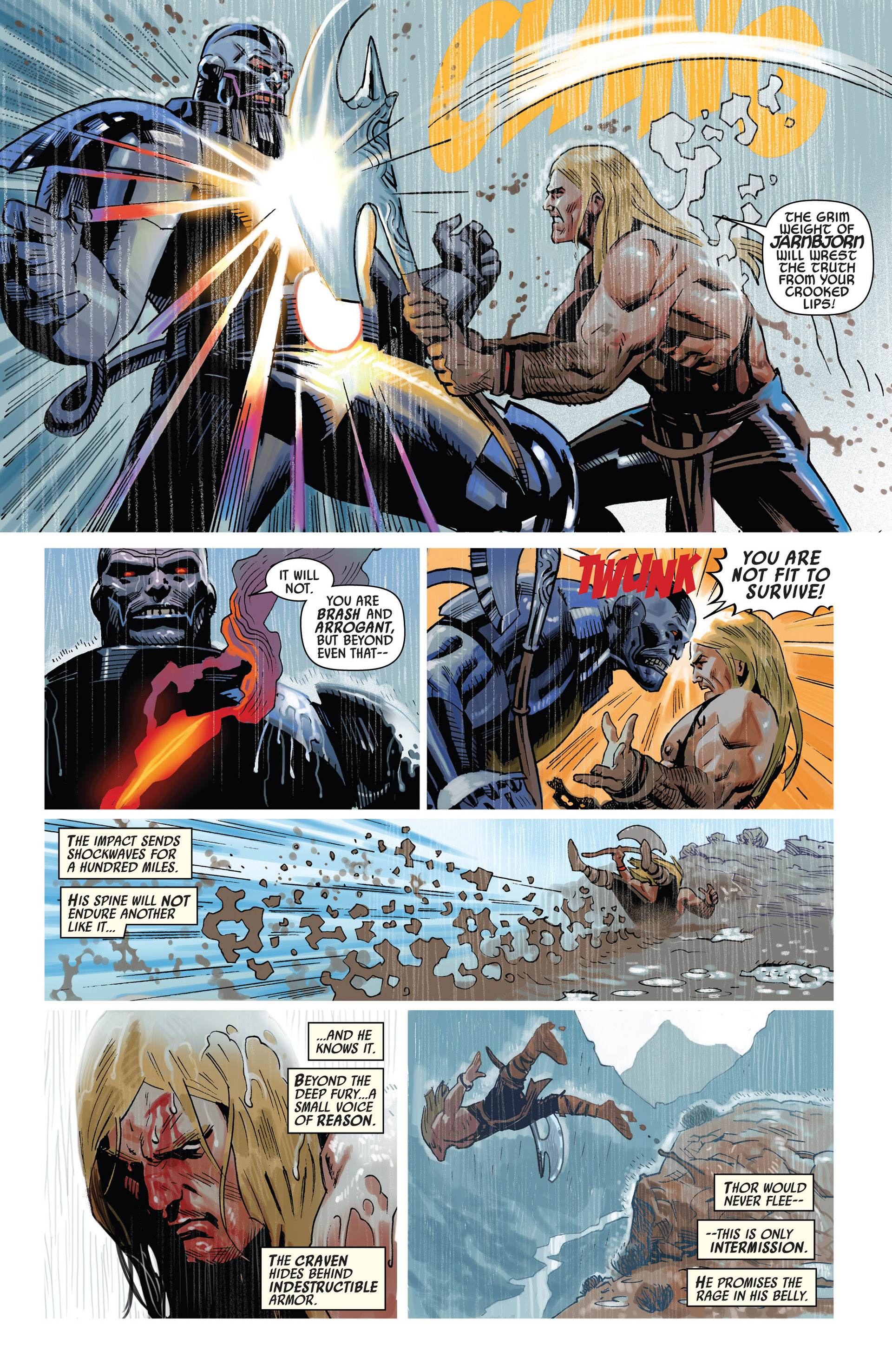 Read online Uncanny Avengers (2012) comic -  Issue #6 - 6