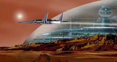 5. PLANETA MARTE habitable