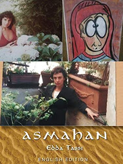 Asmahan book promotion Edda Tassi