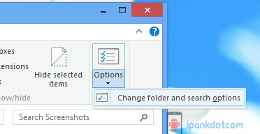 Cara Mengatasi Thumbnail Tidak Muncul Di Windows 8 - Ipankdotcom