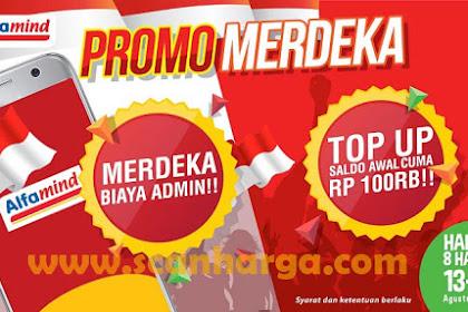 Promo Alfamind Merdeka   Punya Toko Alfamart Modal Hanya 100Ribu