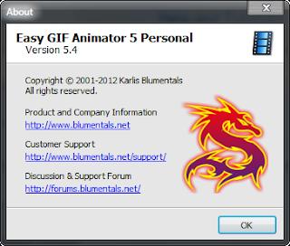 Download Easy GIF Animator 5.4 Full Version