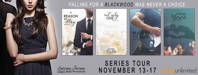 Blog Tour: Blackwood Series by Melissa Ellen