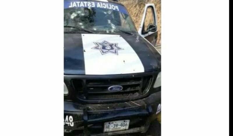 VIDEO  Muestra la cobarde ejecución de seis policías en Zihuatanejo