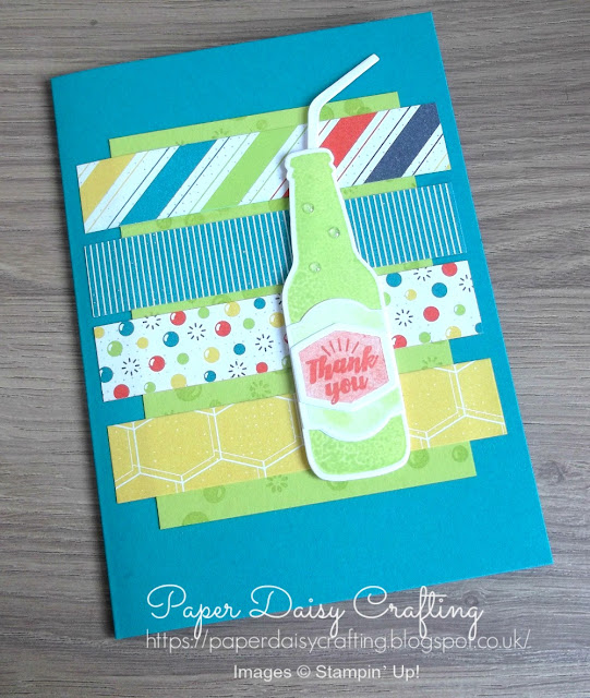Stampin Up Bubble Over