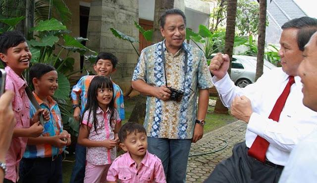 Prabowo akan Rayakan Ulang Tahun ke-66 bersama Anak Yatim