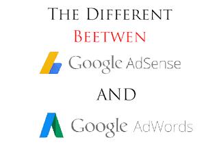 pengertian adsense dan perbedaannya dengan adwords