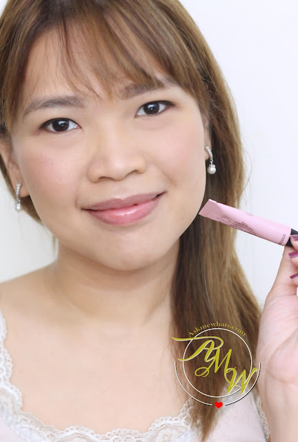 a photo of H&M Beauty Cream Lip Colour and Raspberry Lip Balm!