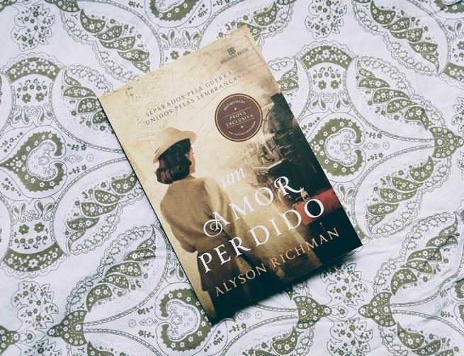 Um Amor Perdido | Alyson Richman