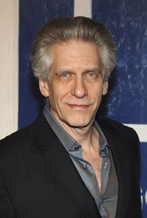 David Cronenberg. Director of Naked Lunch