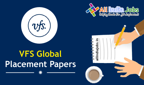 VFS Global Placement Papers PDF Download 2017-2018