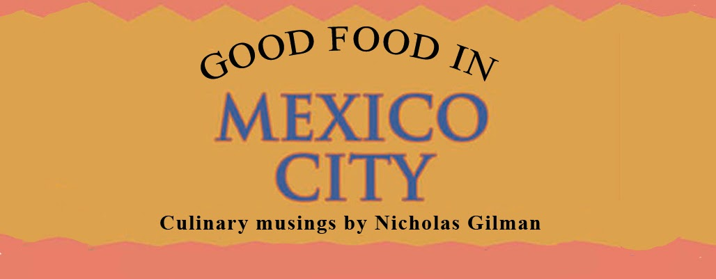 GOOD FOOD IN MEXICO CITY