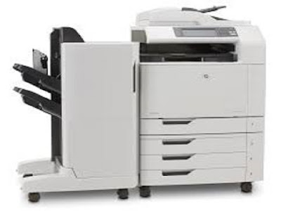Image HP Color LaserJet CM6030 Printer Driver