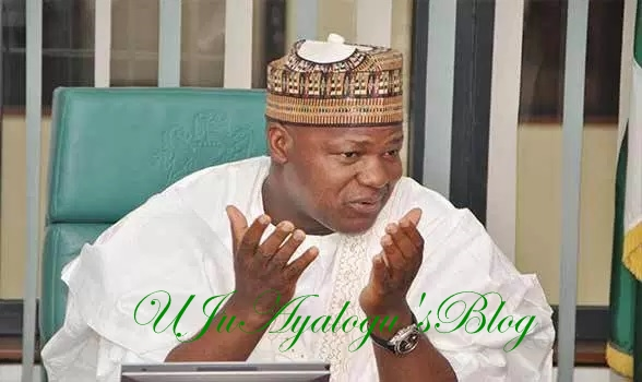 2019: At Last, Dogara Dumps APC, Picks PDP Nomination Form
