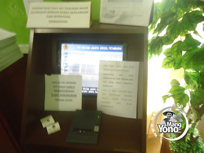 FOTO 3 :  Pelaporkan SPT Masa ke KPP Pratama Jakarta Gropet  Pakai Surat Penunjukan