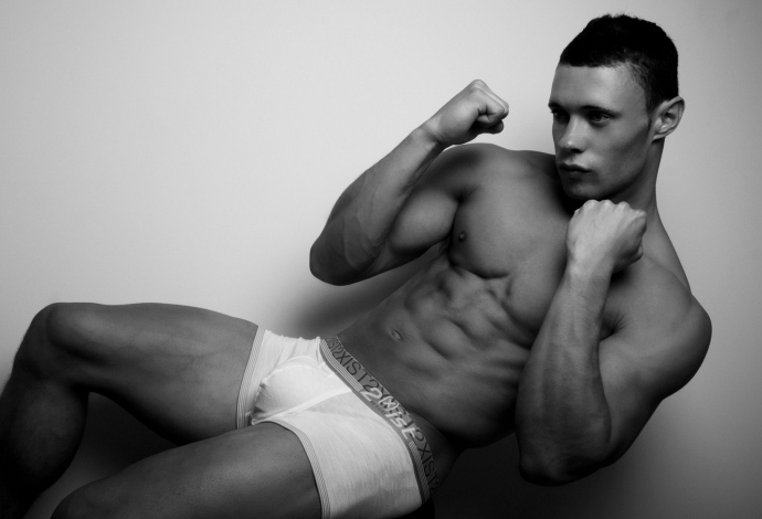 Ryan Hopkins • Male Model