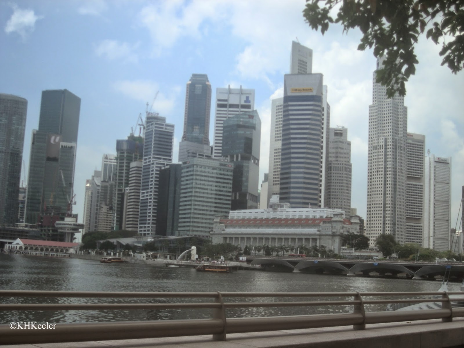 port, Singapore