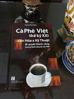 """Giới thiệu về cuốn sách"""" CÀ PHÊ VIỆT THẾ KỶ XXI-VĂN HÓA VÀ KỸ THUẬT"""""""